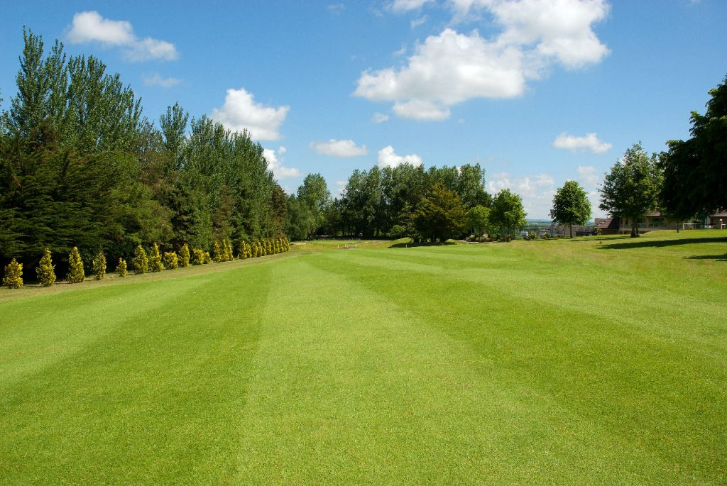 18th Fairway
